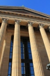 Art museum columns