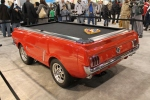 Mustang pool table!